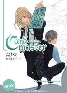 Card Master Cover